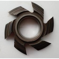 Fresa Para Molduras 80mm X 15mm 6 Asas Em Aço Fepam - Outlet do Marceneiro