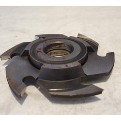 Fresa Regulável Para Ranhuras 125mm x 5-9mm 3+3 Asas Aço Fepam - Outlet do Marceneiro