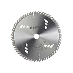 Disco de serra circular 185 mm x 60 dentes ED 38º F.20/16 para Makita e DeWALT - Outlet do Marceneiro