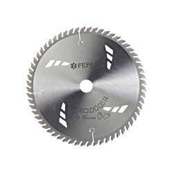 Disco de serra circular 185 mm x 60 dentes RT F.20/16 para makita e dewalt - Outlet do Marceneiro
