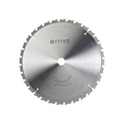 Disco de serra circular 305 mm x 60 dentes ED ( - ) F.25,4 Fepam - Outlet do Marceneiro