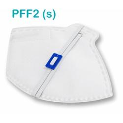 Respirador Descartável Tipo PFF2 (S) Branco - Kit ... - OXLIFE