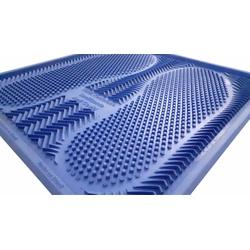 Tapete Sanitizante Oxlife Colors - Azul - TS-OX03 - OXLIFE