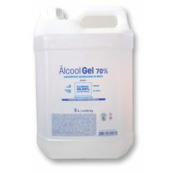 Álcool Gel 70% - REV-OX01 - OXLIFE