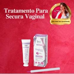 Vagisex - Tratamento para Secura Vaginal - 49682 - PAPOABERTORP