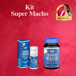 KIT SUPER MACHO   Super Macho Gel Potencializador ... - PAPOABERTORP