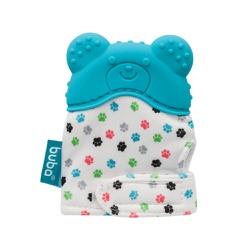Luvinha Mordedor Urso Buba - Azul - 65609 - Loja Paula Baby