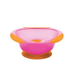 Pratinho Bowl Buba - Rosa - 58696 - Loja Paula Baby