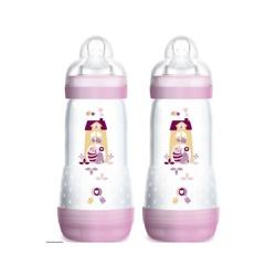 Kit Mamadeira Easy Start First Bottle Girls 320Ml ... - Loja Paula Baby