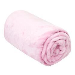 Cobertor de Microfibra Baby Tecebem - Rosa - 4441 - Loja Paula Baby