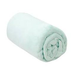 Cobertor de Microfibra Baby Tecebem - Verde - 4441 - Loja Paula Baby
