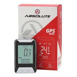 GPS Absolute Nero Preto/Cinza - 5063 - PEDAL PRÓ Bike Shop