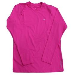 Camisa Elite Termica M/Longa Feminino Pink 025830 ... - PEDAL PRÓ Bike Shop
