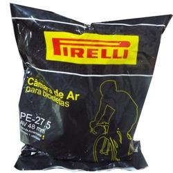 Camara de Ar Pirelli 27,5 MTB Schrader - 1512 - PEDAL PRÓ Bike Shop
