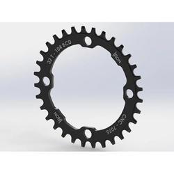 Coroa Iron BCD 104 32T - 5209 - PEDAL PRÓ Bike Shop