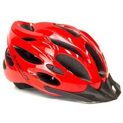 Capacete Absolute Nero Vermelho - 4434 - PEDAL PRÓ Bike Shop