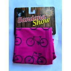 Bandana Show Rosa Bike - 4281 - PEDAL PRÓ Bike Shop