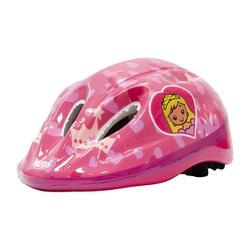 Capacete Absolute Kids Shake Rosa Princ - 5127 - PEDAL PRÓ Bike Shop