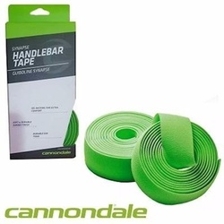 Fita de Guidao Cannondale Microfibra Verde - 2467 - PEDAL PRÓ Bike Shop