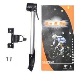 Mini Bomba Gts Aluminio Com Trava - 318 - PEDAL PRÓ Bike Shop