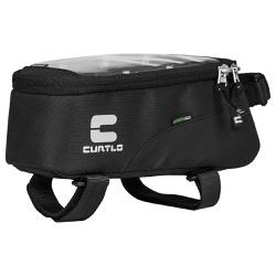 Bolsa de Quadro Curtlo Phone Bag Plus Bik042 Preto... - PEDAL PRÓ Bike Shop