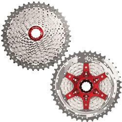 Cassete Sunrace MX3 10V 11-42D - 5198 - PEDAL PRÓ Bike Shop