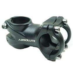 Suporte de Guidao Absolute Nero HL061 31,8X60mm - ... - PEDAL PRÓ Bike Shop