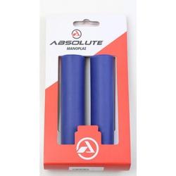 Manopla Absolute NBR1 Cor:Azul Escuro - 4849 - PEDAL PRÓ Bike Shop