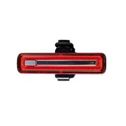 Refletor TSW USB Tras Alum 50 Lumens - 4698 - PEDAL PRÓ Bike Shop