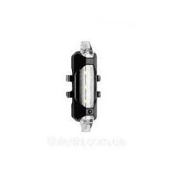 Refletor USB Transparente DC-918 - 2868 - PEDAL PRÓ Bike Shop