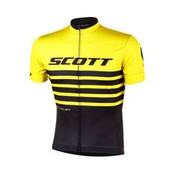 Camisa Scott 2020 Rc Team 20 Amarelo e Preto - 290 - PEDAL PRÓ Bike Shop