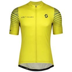 Camisa Scott 2020 Rc Team 10 Manga Curta Amarelo N... - PEDAL PRÓ Bike Shop