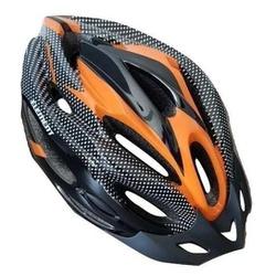 Capacete South Element Preto e Laranja - 3389 - PEDAL PRÓ Bike Shop
