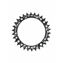 Coroa Ictus BCD 104 Preto 30T - 4111 - PEDAL PRÓ Bike Shop