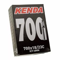 Camara de Ar Kenda 700x18/23 48mm - 4313 - PEDAL PRÓ Bike Shop