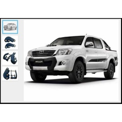 Jumelos Comfort Toyota Hilux 2006-2015 - Penna Off-Road