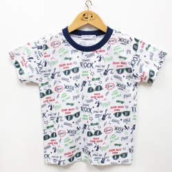 Pijama Masculino - 210018 Marinho - Pequena Mania