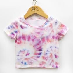 Camiseta Baby Look Feminina - 9873 - Pequena Mania
