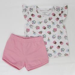 Pijama Feminino - 11122 - Pequena Mania