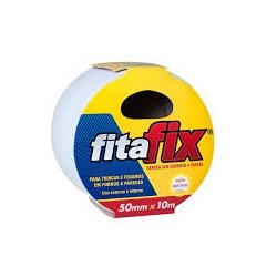 FITA FIX PARA TRINCA 5CM X 10M - PEROLA TINTAS