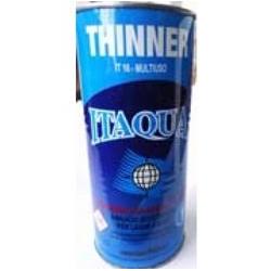THINNER ESPECIAL PARA TINTA PU 0,9L - PEROLA TINTAS