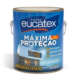 LATEX PREMIUM EMBORRACHADO FOSCO BRANCO 3,6L - PEROLA TINTAS
