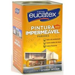 PINTURA IMPERMEÁVEL BRANCA P/PAREDE 18L - PEROLA TINTAS