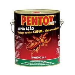 CUPINICIDA PENTOX PREVENTIVO 3,6L - PEROLA TINTAS