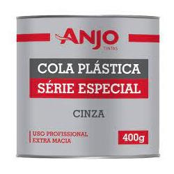 MASSA PLÁSTICA CINZA 400G - PEROLA TINTAS