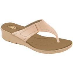 Chinelo Esporão e Fascite com Velcro - Bistro - MA10007BI - Pé Relax Sapatos Confortáveis