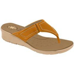 Chinelo Esporão e Fascite com Velcro - Cocar - MA10007CO - Pé Relax Sapatos Confortáveis