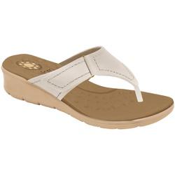 Chinelo para Esporão e Fascite - Porcelana - MA10007PO - Pé Relax Sapatos Confortáveis