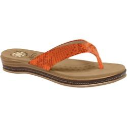 Chinelo para Esporão e Fascite - Suotira Sunset - MA128157FCC - Pé Relax Sapatos Confortáveis
