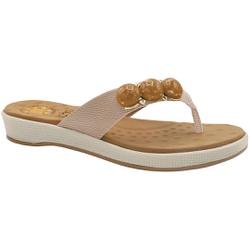 Chinelo para Esporão e Fascite - Bistro - MA128191FBI - Pé Relax Sapatos Confortáveis